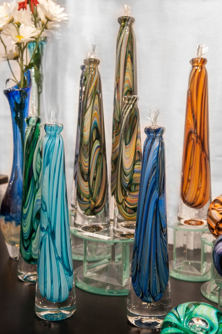 Hudson Glass Decorative and Functional Glass Art