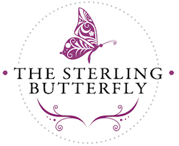 The Sterling Butterfly Logo