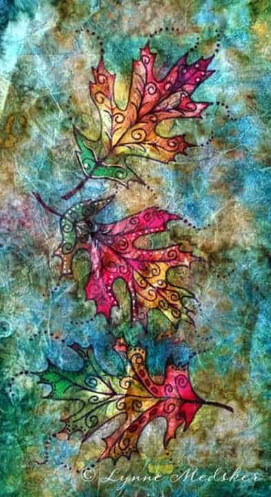 Lynne Medsker Art & Photography Indiana Artisan Mixed Media Artist